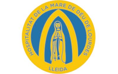 Logo Hospitalitat de la Mare de Deu de Lourdes Lleida