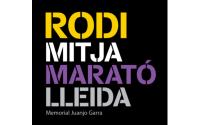 Logo Mitja Marató Lleida