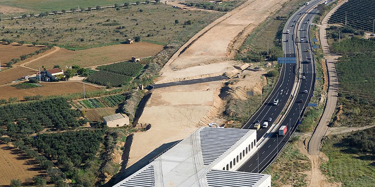 AVE Constantí: tram carretera c14-constantí