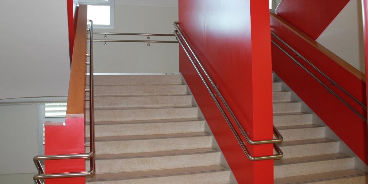 1811 CEIP Riu Segre-Lleida-Arno-escaleras