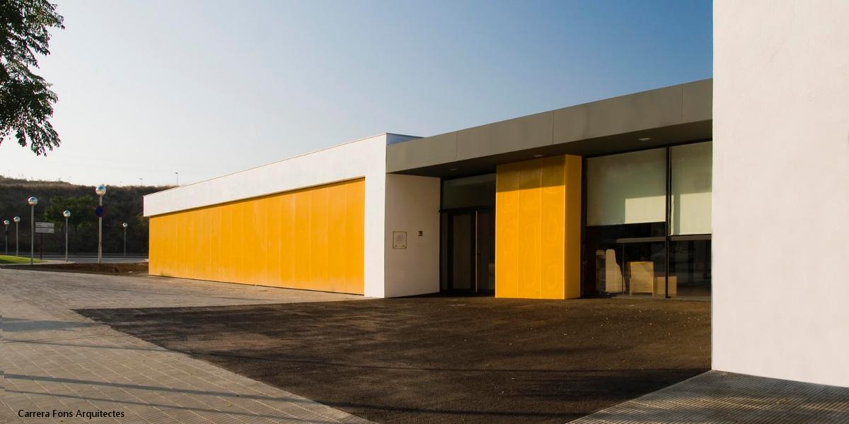 1829-EB Gardeny-Lleida-Carrera Fons Arquitectes-Arno-entrada