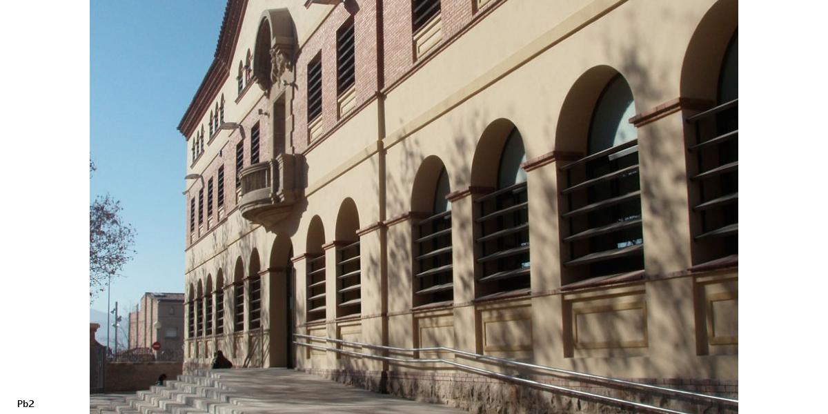 1899-Reforma-y-ampliacion-escuela-Garcia-Fossas_Igualada-Pb2-Arno-entrada