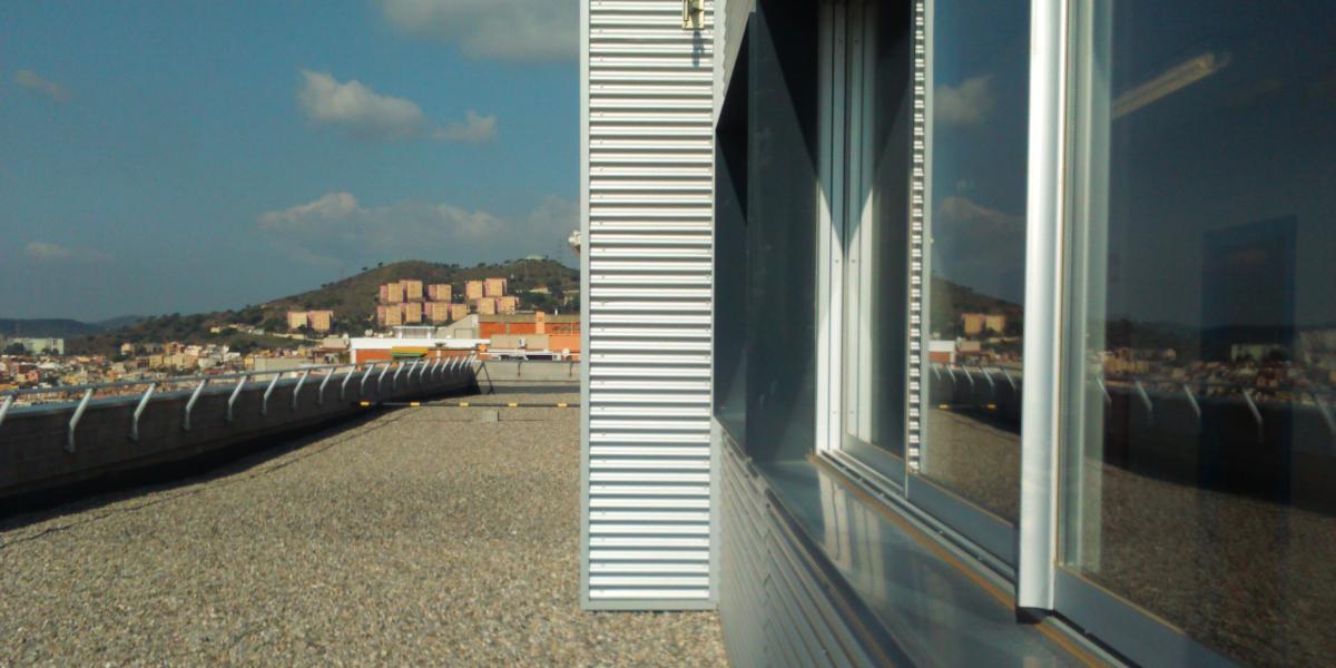 2269 Escola Riera Alta-Santa Coloma de Gramenet-Arno-terraza