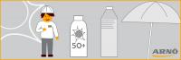 Mesures treballar calor-Medidas parar trabajar con calor-Arno