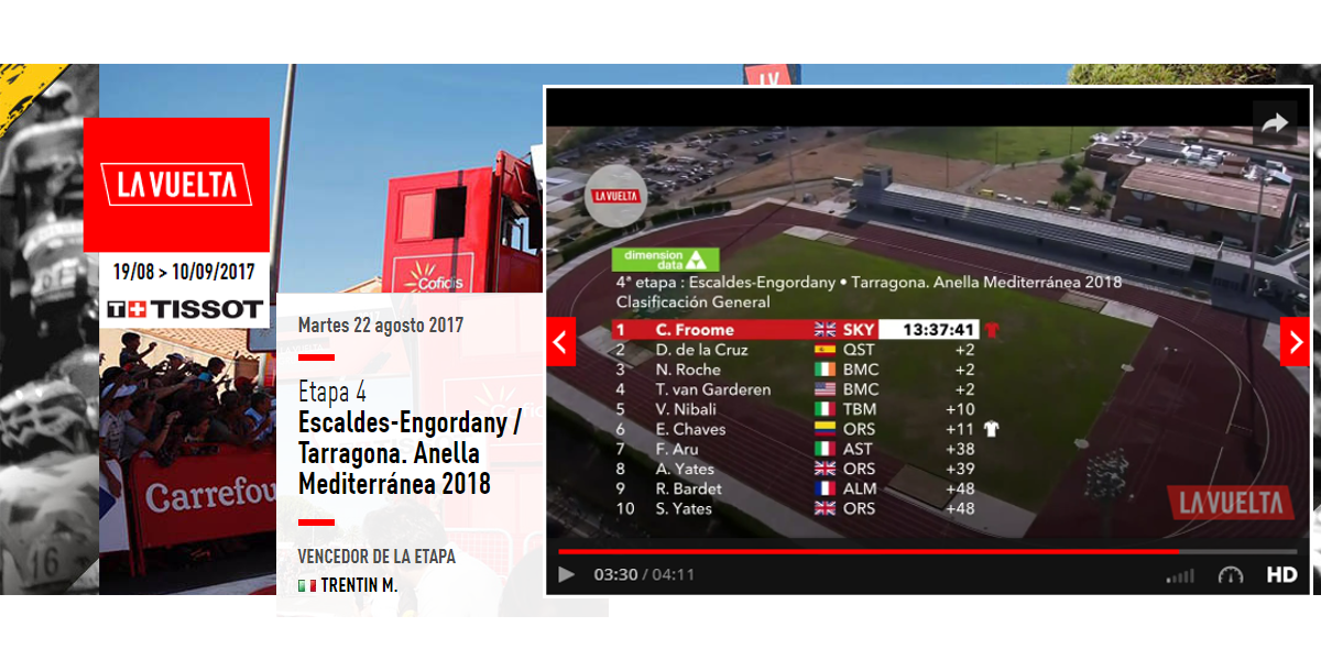 20170829 La vuelta 2017-Estadio Atletisme Campclar-Tarragona-arno