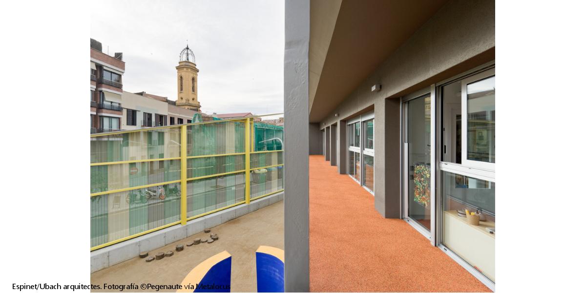 2190 Guarderia Xiroi-Barcelona-Espinet Ubach arquitectes-Pegenaute-Metalocus-Arno-02