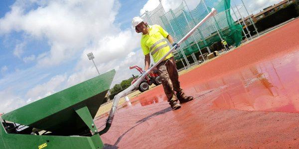 Pista altetismo Camplar-Tarragona- Juegos del Mediterraneo-Arno-11