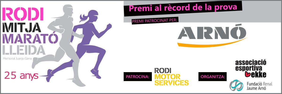 25 años de la Media Maratón Lleida
