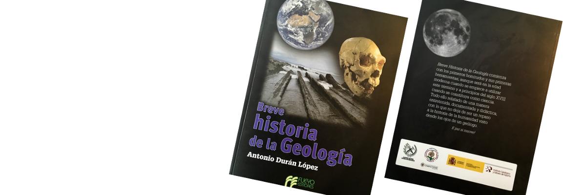 Breve historia de la geologia-Antonio Duran Lopez