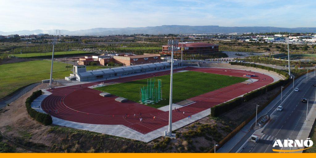 Pista atletisme Campclar-Tarragona-Arno