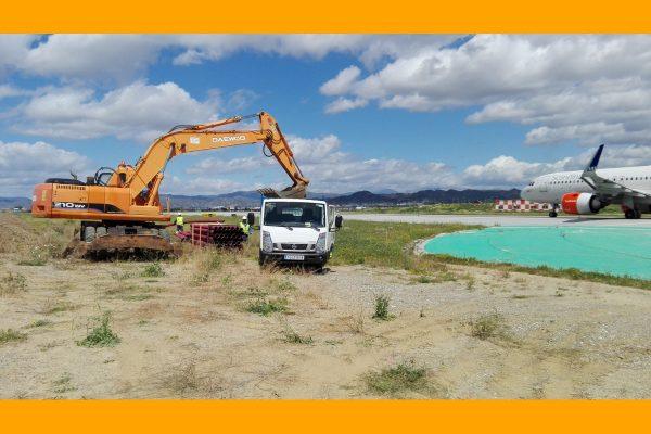obras aeropuerto Málaga-Costa del Sol-Arnó