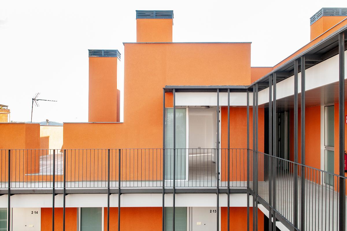 Habitatges per a gent gran-Sant Cugat-Benit Arno-Fotos Promusa (10)