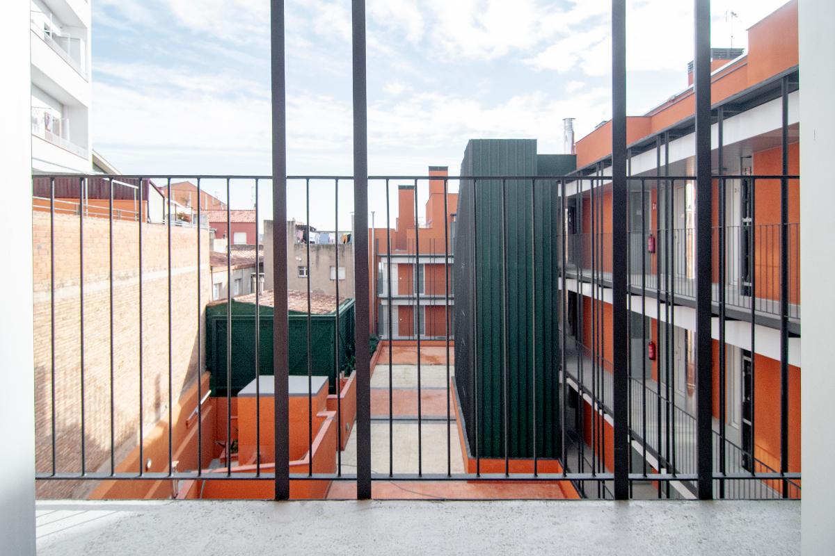 Habitatges per a gent gran-Sant Cugat-Benit Arno-Fotos Promusa (8)