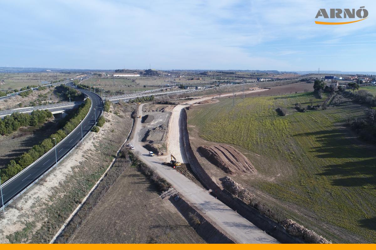 Carretera L311b Cervera-Arno-001