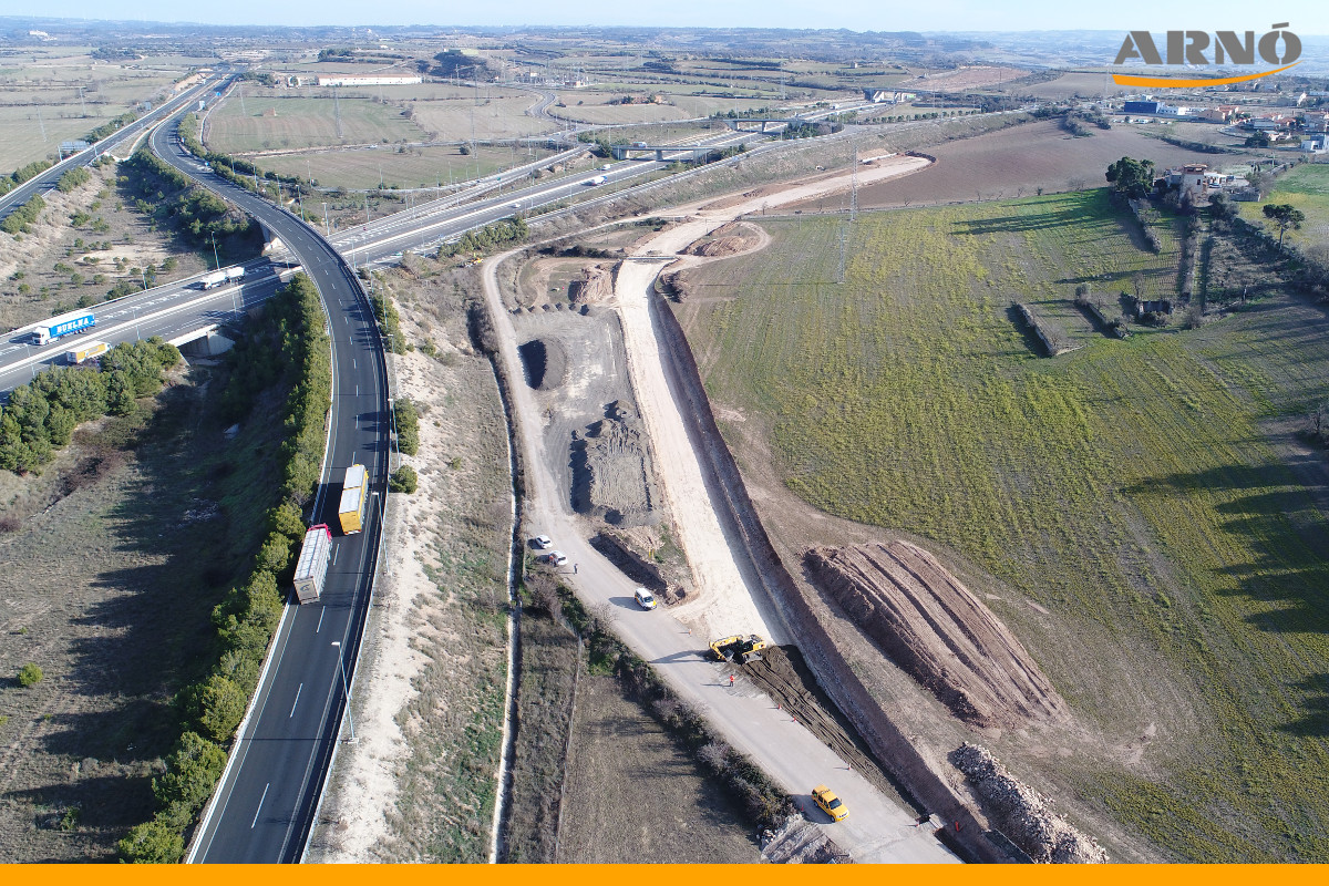 Carretera L311b Cervera-Arno-002
