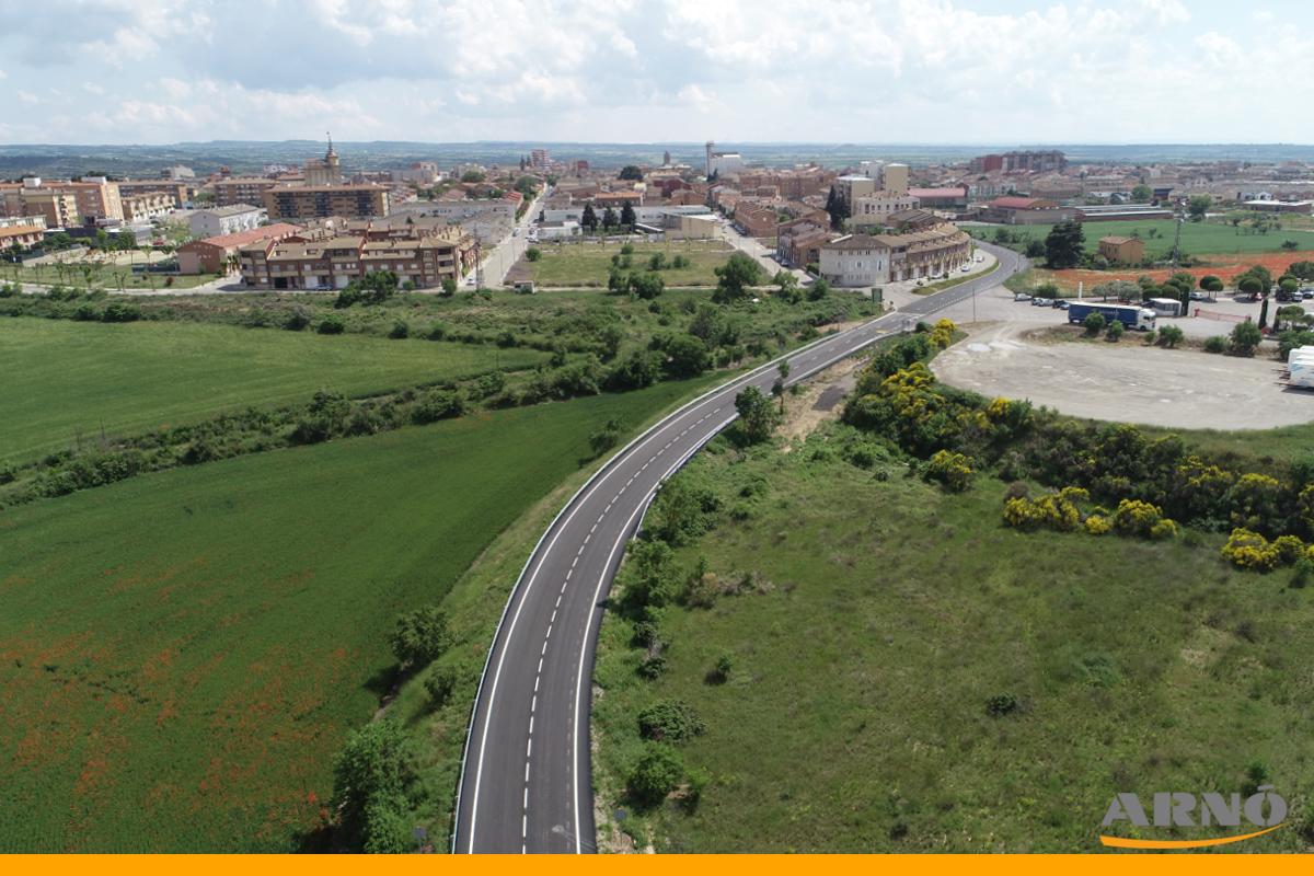 Carretera L311b Cervera-Arno-004