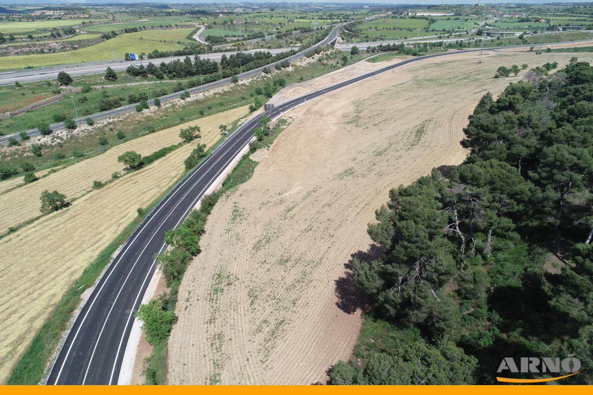 Carretera L311b Cervera-Arno-006