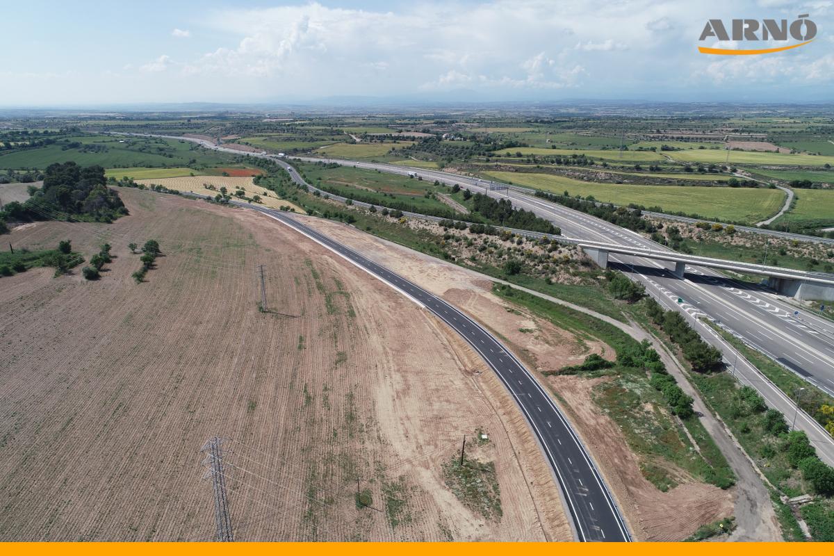 Carretera L311b Cervera-Arno-008
