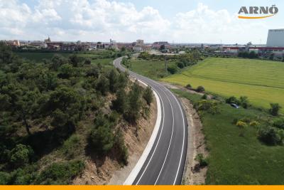 -Carretera L311b Cervera-Arno-010