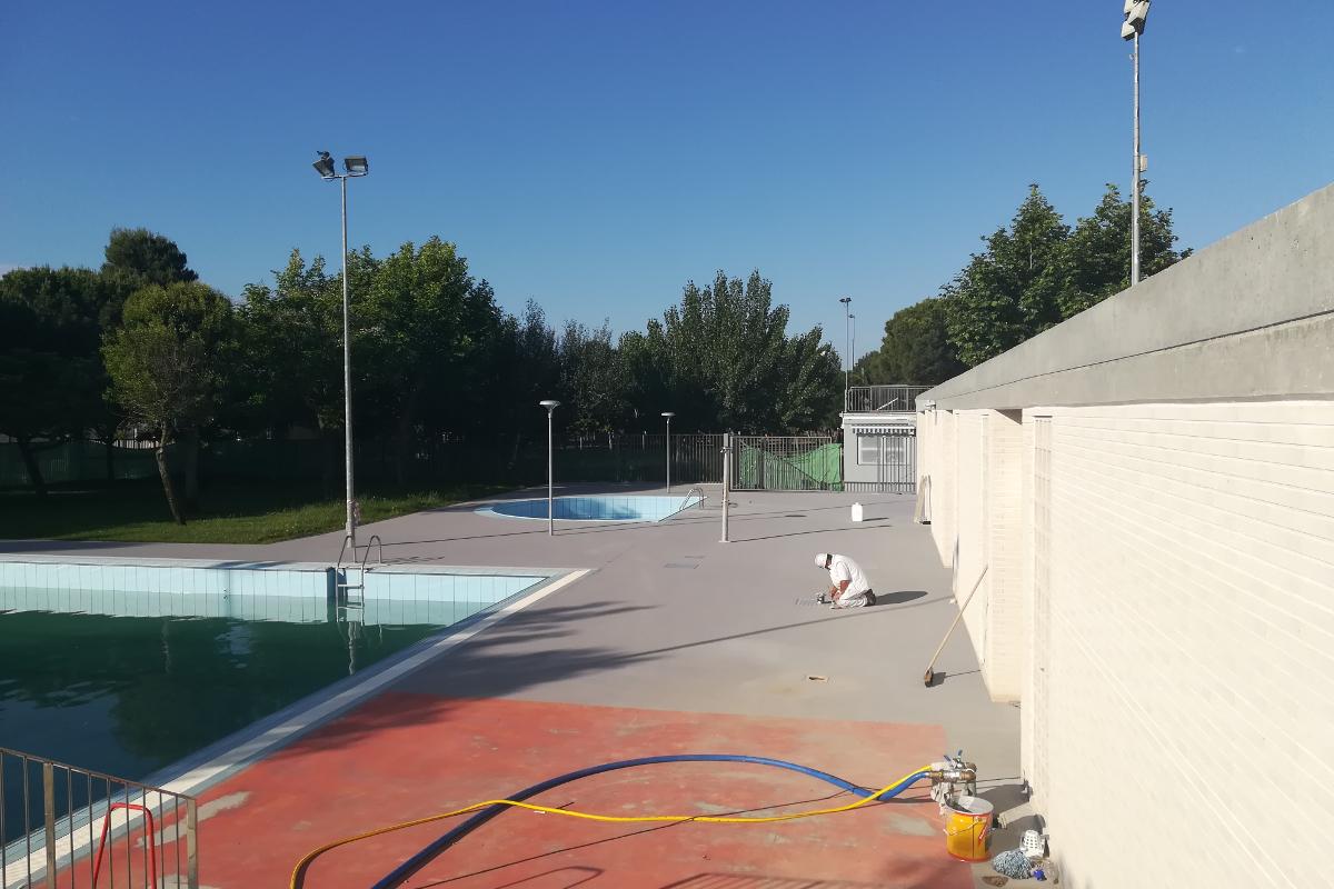 exterior piscina municipal alpicat arno