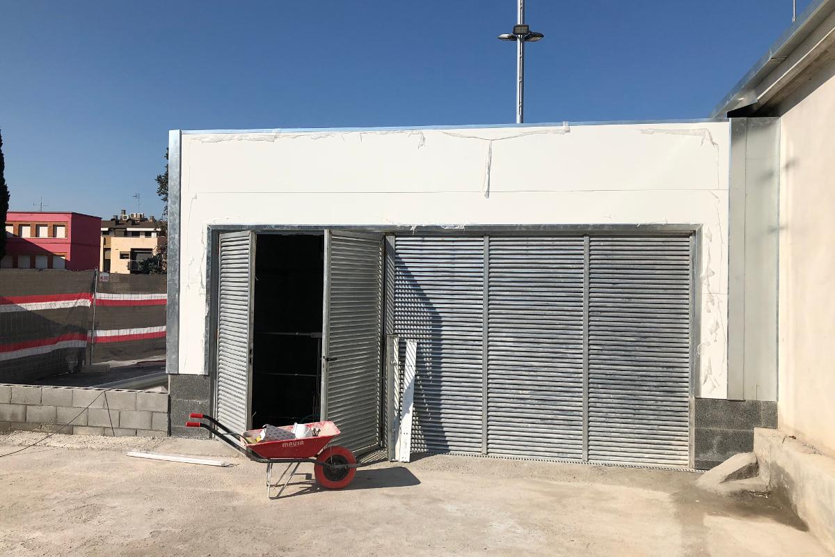 Facana estacio sabadell-Arno
