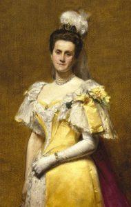 Retrato de Emily Warren Roebling, de Carolus-Duran. Paris 1896. Foto: Brooklyn Museum, 1994.